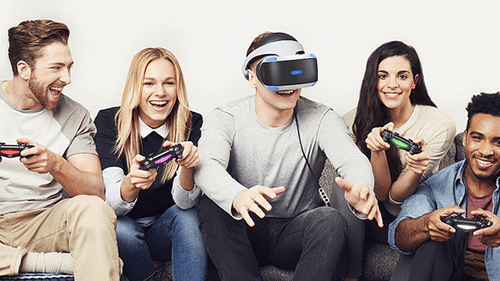Like most things in life, the best moments in VR are best enjoyed while shared with others.