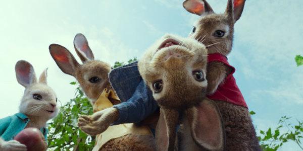 Peter Rabbit Exclusive Clip - Mischief in the Making