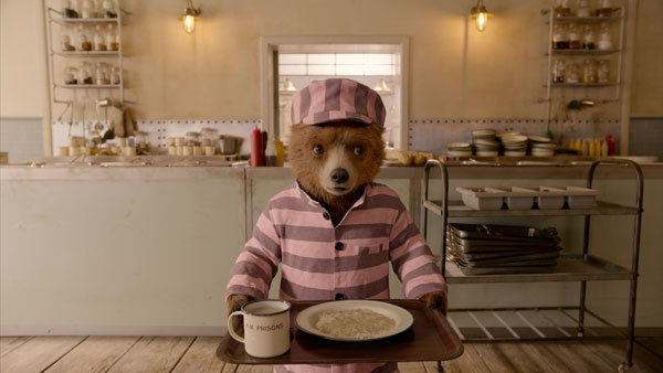 Paddington turns prison uniforms pink!