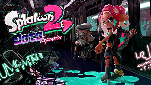 Splatoon 2's upcoming DLC will focus heavily on single-player content.