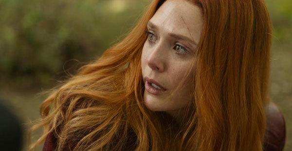 Scarlett Witch (Elizabeth Olsen)