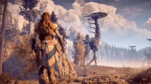 Horizon's open world felt like a breath of fresh air during this generation.