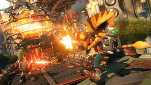 Ratchet and Clank was recently a free game with PlayStation Plus.