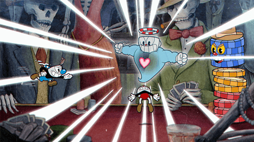 Cuphead's aesthetic is unlike anything ever seen before in gaming.