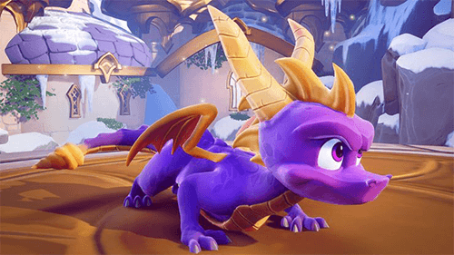 Though he's appeared in Skylanders, it's been a while since we saw Spyro with his own game.