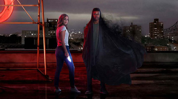 Freeform's new show Cloak and Dagger