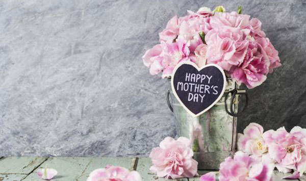 Do something nice for your mom on her special day.