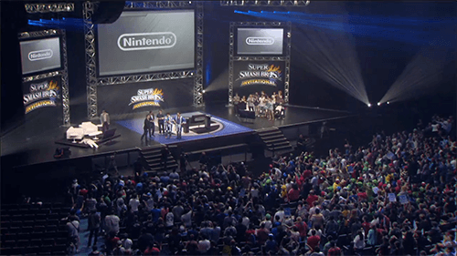 Nintendo's traditional Smash Bros Invitational returns this year!