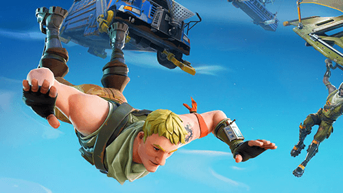 Fortnite is another game pushing heavily for cross-platform play.