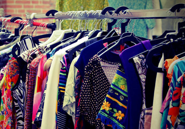 Its time to clean the clutter out of your closet.