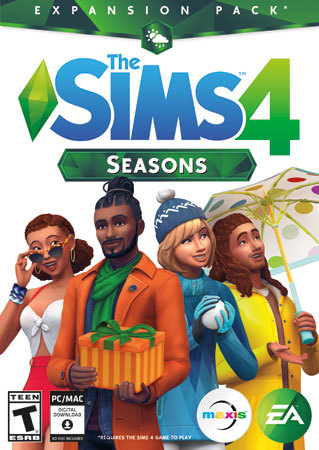 The Sims 4 Seasons Expansion Pack