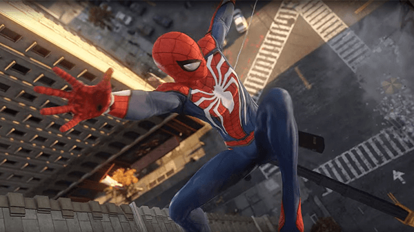 Insomniac's next game doesn't feature Ratchet but Marvel's most famous hero.
