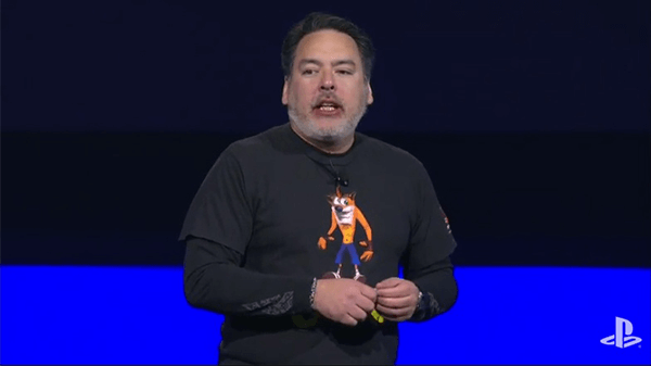 How will Shawn Layden dress this year?