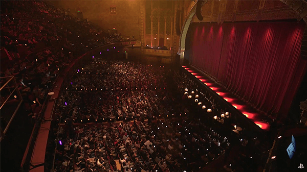 Let's hope E3 2016's orchestra makes a return to the Sony stage.