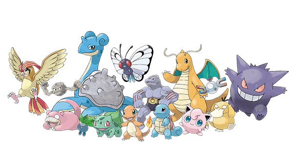 The original cast of Pokémon return to the Let's Go games.