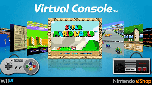 Virtual Console won't be coming to the Nintendo Switch