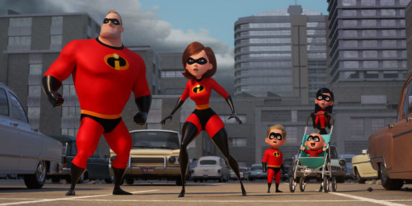 Feature incredibles 2 feat