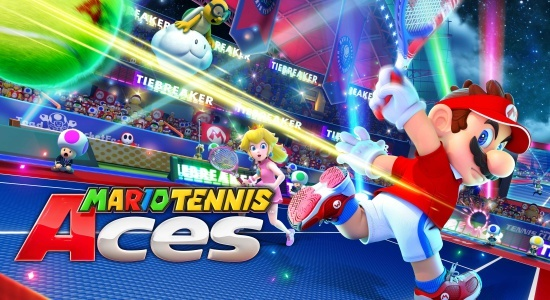 Mario Tennis Aces is available June 22, 2018