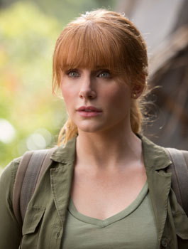 Bryce as Claire Dearing