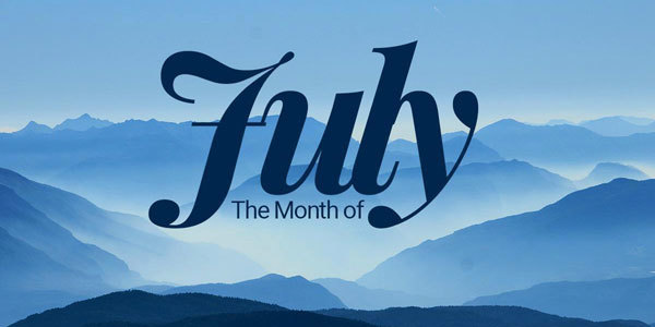 Feature the month july feat