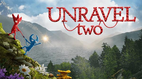 Unravel Two Key Art