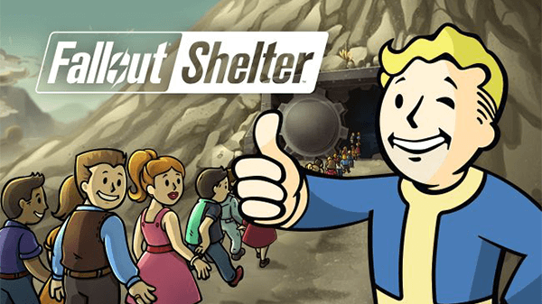 Run your own Vault with Fallout Shelter!