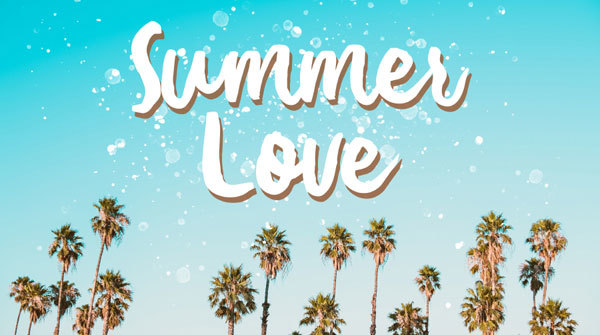 Does it feel like summer love?