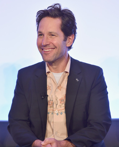 Paul Rudd at the interview