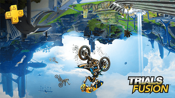 Trials Fusion brings its arcade-y gameplay to PlayStation Plus.