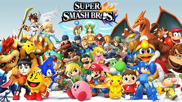 Super Smash Bros is about to get a larger roster during their E3 showing.