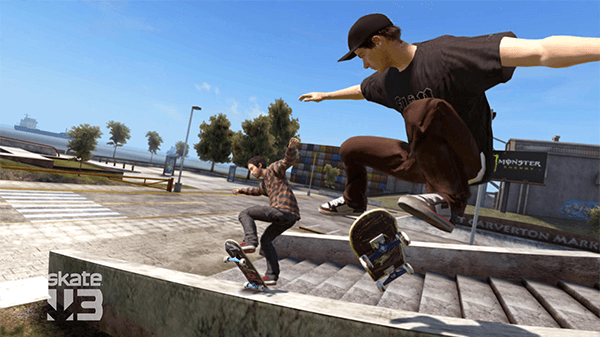 The return of Skate 3's servers could indicate a Skate 4.