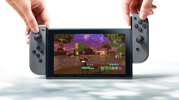 We could be playing Fortnite on the Switch in less than a week.