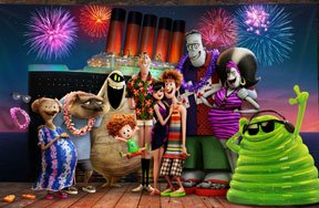 Hotel Transylvania 3: Summer Vacation Movie Review