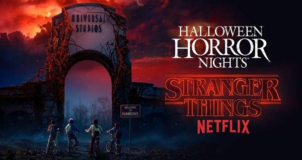 Grab your friends and go into the Upside Down this Halloween