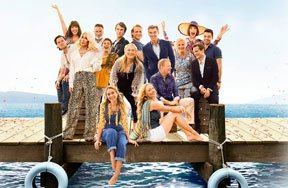 Mamma Mia! Here We Go Again Movie Review