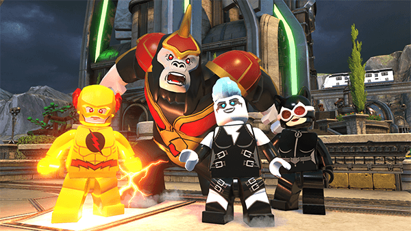 DC fans will find their favorite villain in the new LEGO adventure.
