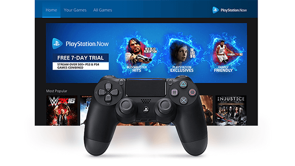 PlayStation Now is also getting a discount this month.