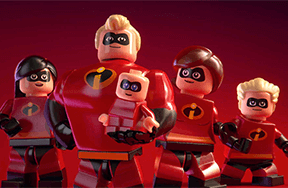 LEGO The Incredibles Nintendo Switch Game Review