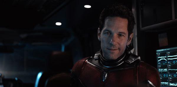 Ant-Man (Paul) still has feelings for Wasp