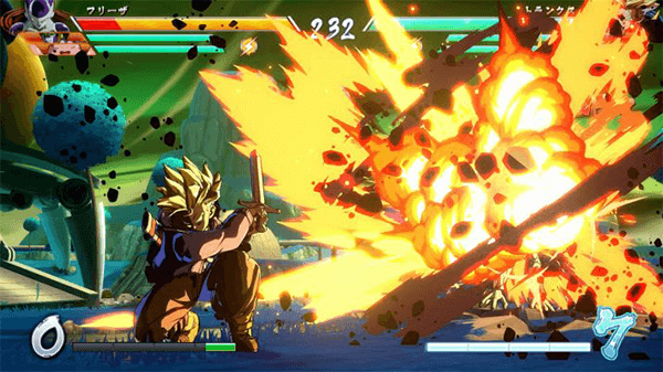 Hopefully FighterZ can maintain the high quality visuals when ported onto the Nintendo Switch.