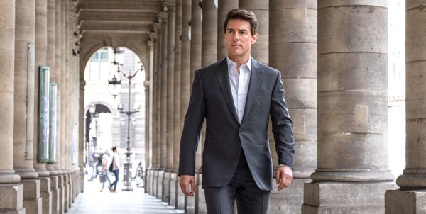 Tom is back as IMF operative Ethan Hunt