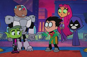 Preview teen titans go to the movies pre