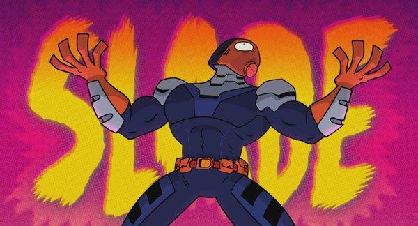 Slade voiced by Will Arnett