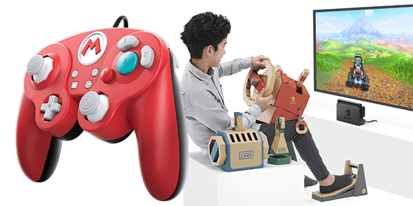 Feature feature gamecube labo accessories