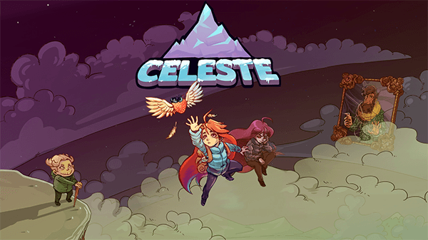 Celeste was a surpsingly emotional story packed around some satisfying gameplay.