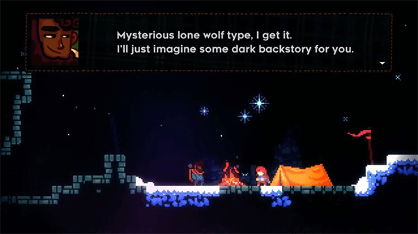 Celeste holds a memorable cast of characters.