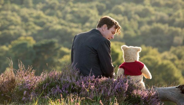 Adult Christopher tells Pooh he's sorry he can't stay