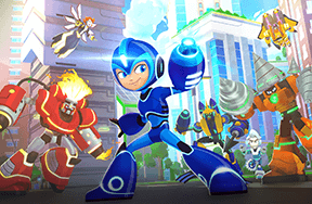 Preview preview mega man fully charged