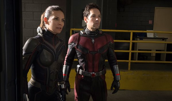 Ant-Man and Wasp see Ghost phasing out