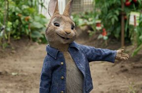 Preview peter rabbit james corden pre